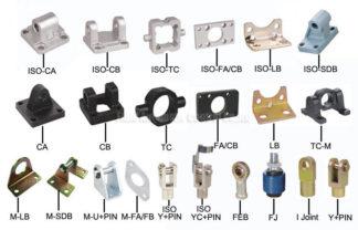 Accesorios de cilindros