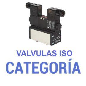 VÁLVULAS ISO 5599/1