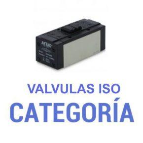 VALVULAS ISO 5599/1 NEUMATICAS